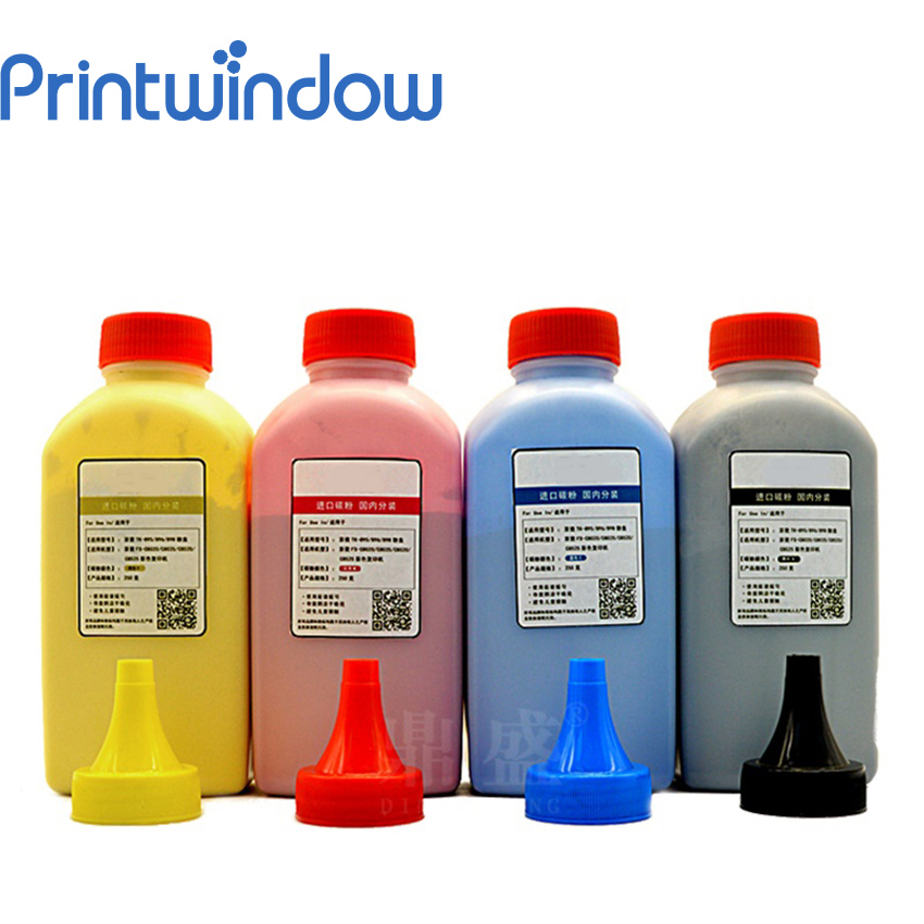 Printwindow Compatible Toner Cartridge for Kyocera Taskalfa 400ci/500ci/552ci 4X/Set
