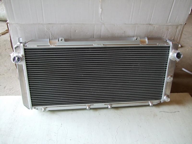 Aluminum Radiator For Toyota 1990 1997 MR2 MR 2 SW20 3SGTE MT 90 91 92 93