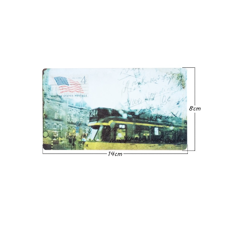 20pcs/pack Vintage Romantic Post Card Classic Paris Card Set Memory Postcards Can Be Mailed Greeting Card Office&School Supplie 2