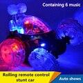 Truco Dumper Car styling Coche Eléctrico de Juguete Música Nueva Recargable de Control Remoto Inalámbrico de Luz caliente-venta de Juguetes de Los Niños regalos