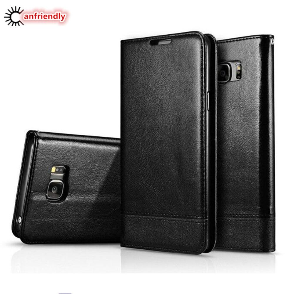 Für Samsung S6 Hülle Leder Magnetic Flip Wallet Hülle Hülle Für Samsung Galaxy S6 S 6 Edge S6edge Telefon Mit Kartenhülle Coque