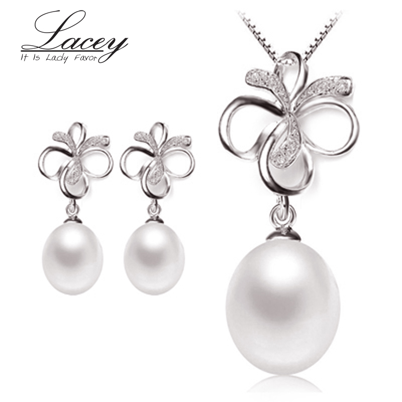 FACEY freshwater pearl jewelry sets women,natural pearl sets jewelry 925 silver fine jewelry women trendy gift white pinkFACEY freshwater pearl jewelry sets women,natural pearl sets jewelry 925 silver fine jewelry women trendy gift white pink
