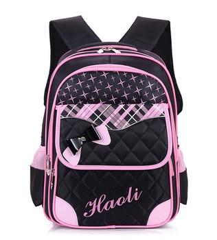 a25991380609 Легкие детские школьные рюкзаки для девочек ортопедический Детский рюкзак  для начальной школы школьный ранец Mochila Infantil на молнии