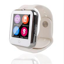 """As crianças assistem C88 MTK6261 Phone-1.44 """"Touchscreen GSM Relógio Inteligente Monitor De Freqüência Cardíaca Pedômetro Sono Rastreador Câmera relógios"""