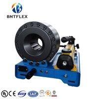 1 zoll R2 hydraulische schlauch BNT30A Enerpac handpumpe tragbare hydraulische presse mit 7 stirbt
