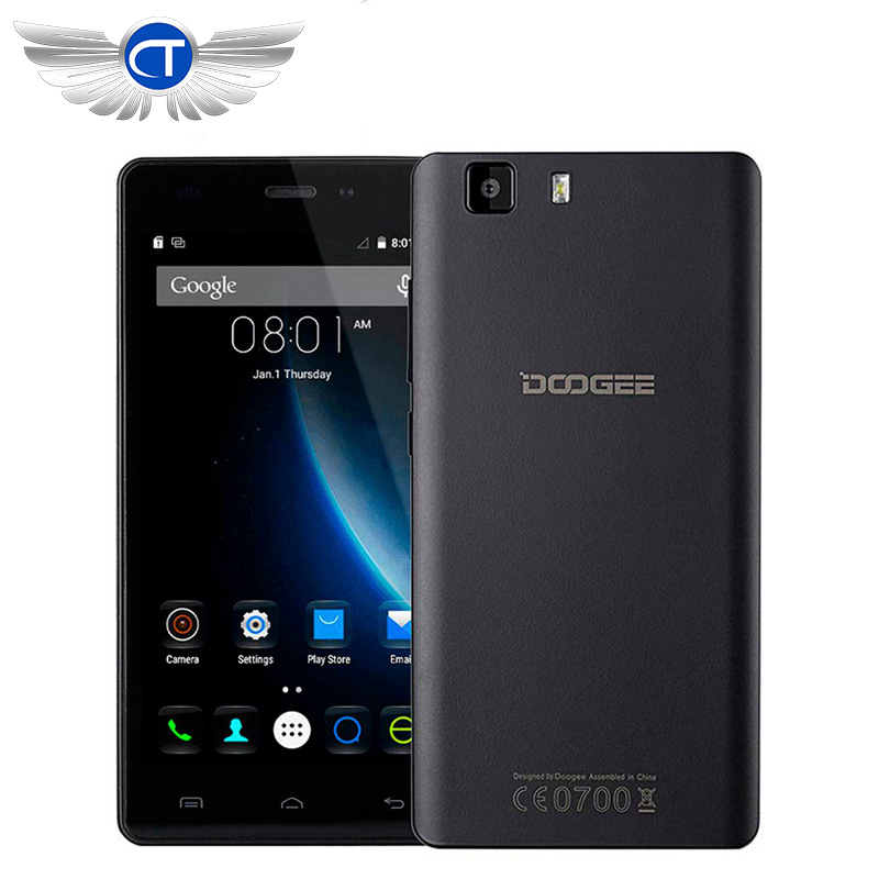 Original Doogee X5 PRO Cell phones Mtk6735 Quad Core Android 5 1 5 Inch HD 1280x720