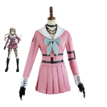 Danganronpa V3 Iruma Miu Rabbit Cosplay Halloween Christmas Costume Tailor Made