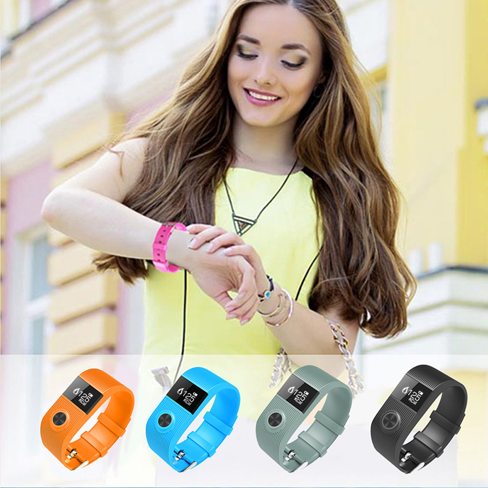 Health Fitness Track Smart Bracelet SX101 Heart Rate Monitor Band Wristband with Alarm Clock Smartband PK