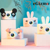 """Educational Cute Mini Kids Digital Photo Camera 8.0MP 2.0"""" LCD Full View Photography Birthday Gift Cool Kids Camera For Children"""