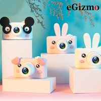 Educational Cute Mini Kids Digital Photo Camera 8.0MP 2.0 LCD Full View Photography Birthday Gift Cool Kids Camera For Children