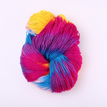 100G Anti-Pilling Cotton Chunky Knit Yarn Sweater Wool Croch
