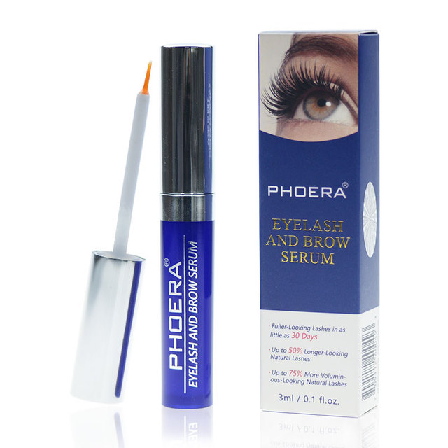 53143f4f198 קנו איפור | PHOERA Eyelash Growth Enhancer & Brow Serum Treatments ...