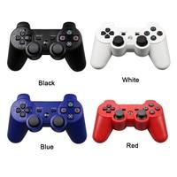 Беспроводной контроллер Bluetooth для sony PS3 геймпад Игровые приставки 3 джойстик консоли для sony Игровые приставки 3 Controle