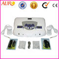 Free Shipping + 100% guarantee!! good health spa ion arrays Detox Foot cleanse massage machine for 2 persons in spa