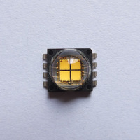 2pcs Lot US CREE MCE Beads 10W High Power LED Chip 4 In 1 Chip Warm