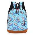 2017 New Lovely Cartoon Children School Bags cute Backpack For Children School Bag For Boy Girl Baby School Backpack BB60