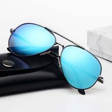 LEIMI Men Vintage Aluminum HD Polarized Sunglasses Classic Brand Sun glasses Coating Lens Driving Shades For Men/Wome цена и фото