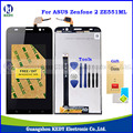 100%Tested Original LCD Touch Screen Assembly For Asus Zenfone 2 ZE551ML Z00AD Z00ADB Z00ADA LCD Digitizer Assembly+Tools+Gift