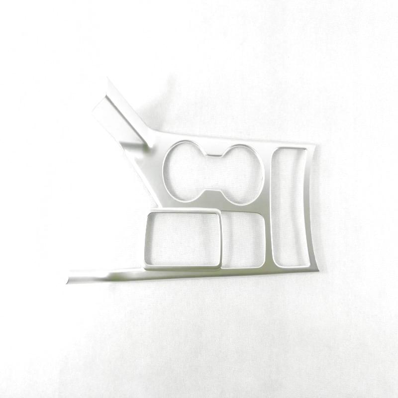 En Kaliteli ABS Mat Dişli Paneli Trim Dekorasyon Çıkartmaları - Araba Parçaları - Fotoğraf 4