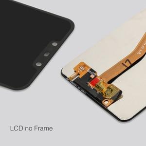 Image 5 - מקורי עבור Huawei נובה 3i LCD תצוגה + מסגרת 10 מגע מסך עבור Huawei נובה 3i LCD מסך החלפת תיקון חלקי חילוף