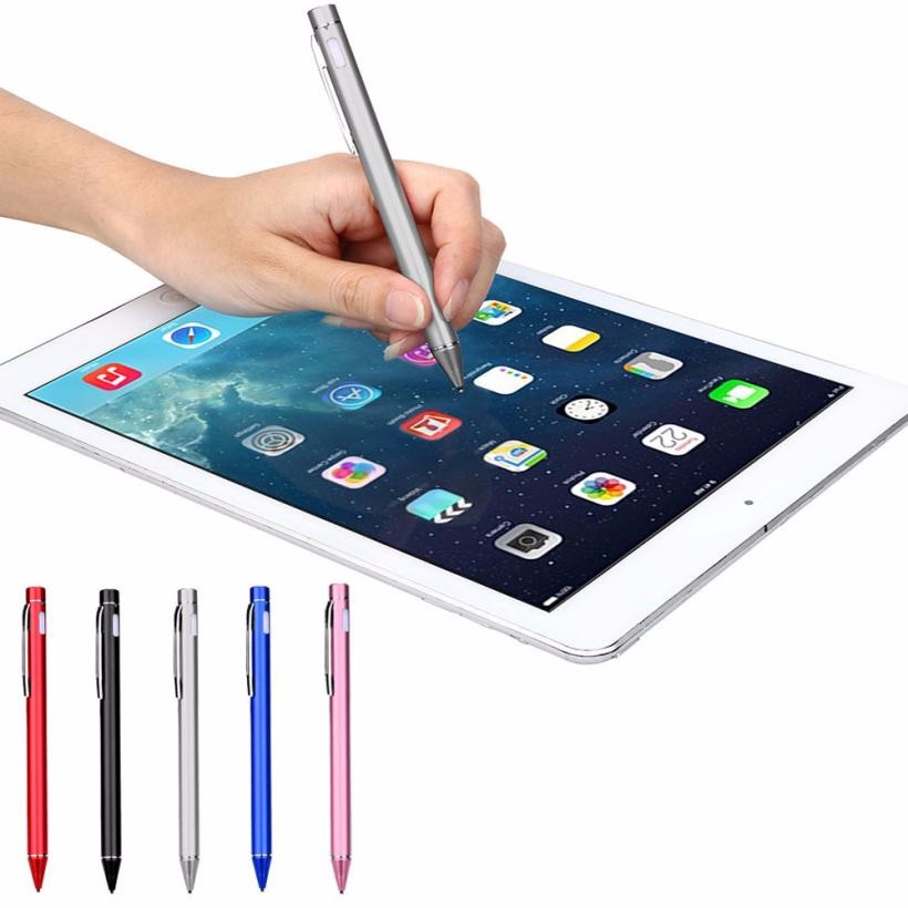 imágenes para Pantalla Táctil Lápiz óptico Con Cable De Carga USB Para iPad Pro/2/3/4/mini/de aire CALIENTE