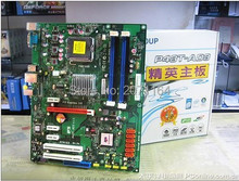 Used original motherboard for ECS P43T-AD3 P43 DDR3 Motherboard 775 alone significantly Core E support system Q system