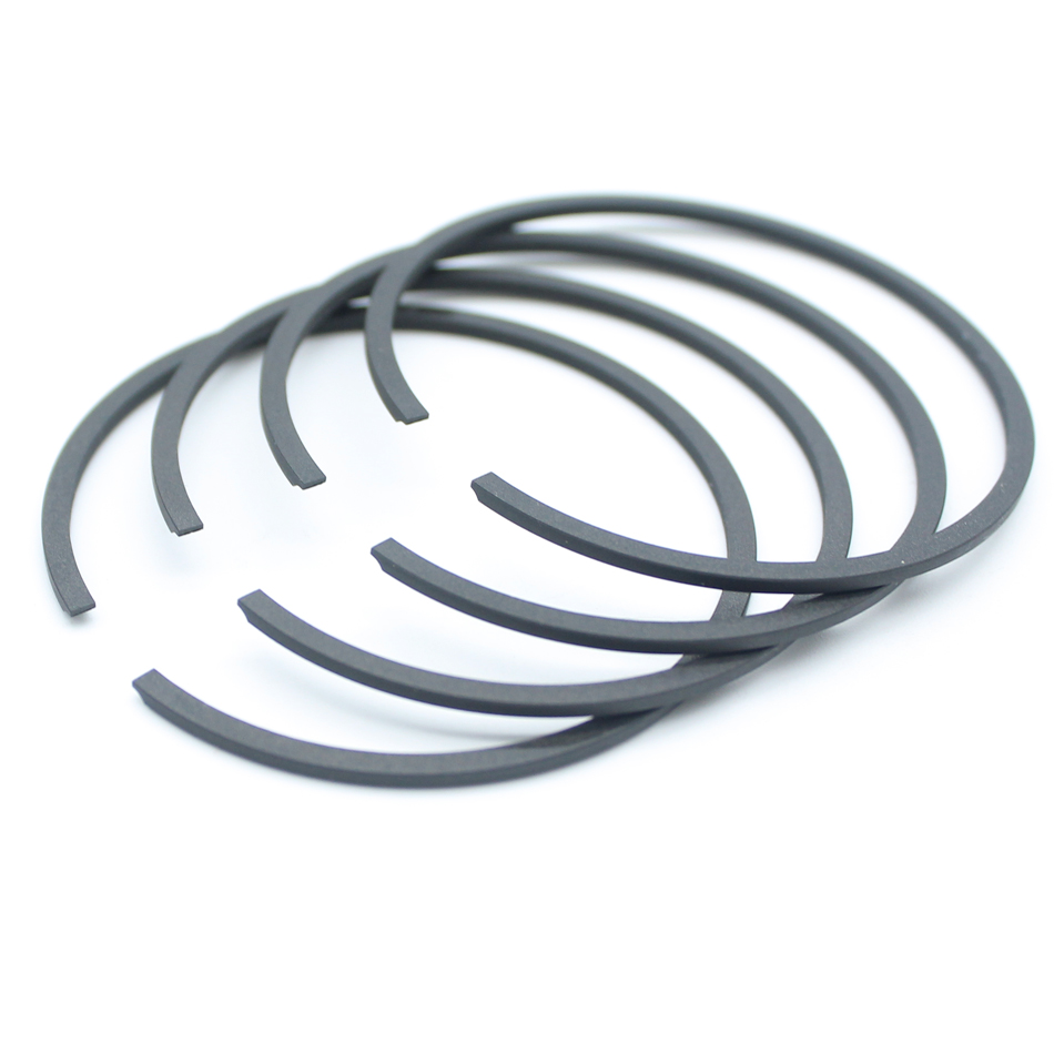 4Pcs PISTON RING 50MM X 1.5MM FOR STIHL 038 Super, 038 SW, 038 FB PARTNER K650 K700 Chainsaw Chain Saw Parts