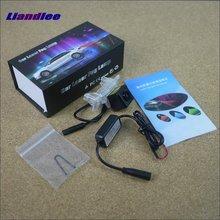 Liandlee For Mercedes Benz A Class W169 Car Tracing Cauda Laser Fog Lights Collision Avoidance Warning Light Lamp Safe Drive