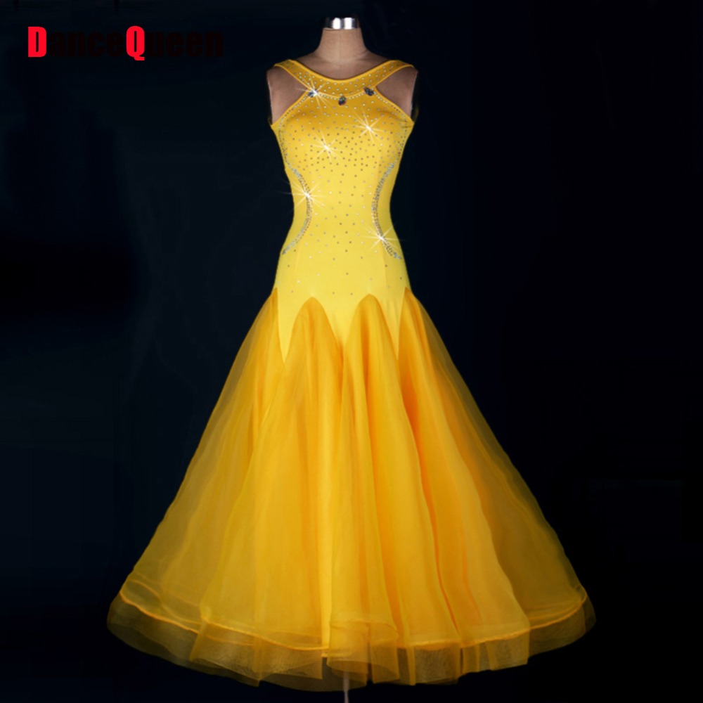 2017 Salsa Tango Dresses Ballroom Dance Dress Girls Standard Clothing For Dancing Girl Dance Dresses For Women Latin Dance Wear