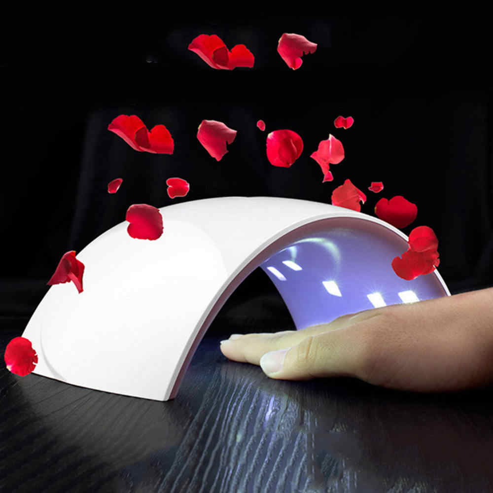 SUN9c SUN9s 24W UV LED Lamp for Nails LED Dryer Polish Machine for Curing Nail Gel Art Tools