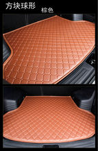цена на car trunk mat pu cargo liner forJAC K5/3 iev b15 A13 RS refine s3 s2 s5 Brilliance AutoV3/5/H220/230/530/320 FRV/FSV/cross/wagen