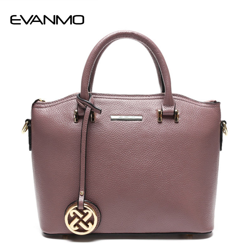 Casual Simple Totes Women Genuine Leather Bag Solid Color Large Capacity Fashion Soft Shoulder Bag Zipper Long Straps 3 Colors casual simple totes women genuine leather bag solid color large capacity fashion soft shoulder bag zipper long straps 3 colors