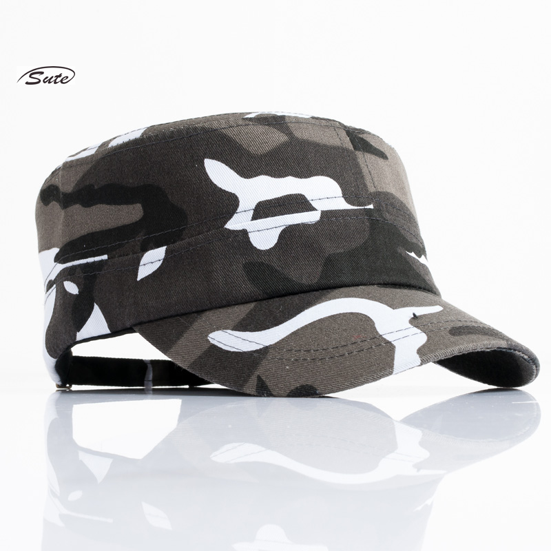 6cf641278b7 sute camouflage Classic Service Army Snapback hats Women Men style Baseball Caps  Patrol Casquette flat hats M 61-in Baseball Caps from Apparel Accessories  ...