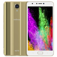 Infinix Note 4 X572 Global Version Android 7 0 5 7 MTK6753 Octa Core 3GB 32GB