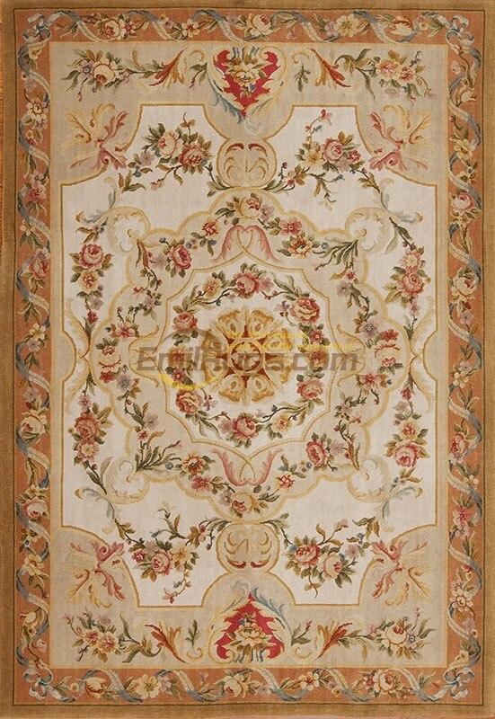 Mandala réversible décoration de la maison tapis rond tapis chambre sol décoration tapis coureur laine tapis à tricoter
