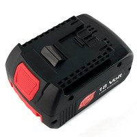 18V 4000 MAh Rechargeable Li Ion Replacement Battery BAT609 Power Tools For Cordless Drill For Bosch