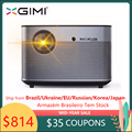 XGIMI H2 1920*1080 dlp Full HD projector 1350 ANSI lumen 3D projector Ondersteuning 4 K Android wifi Bluetooth beamer