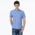 Homens moda Camisas Casuais de Verão de Algodão de Manga Curta Camisa Patchwork Grade de Design Da Marca Fino Respirável uma Seção fina Camisa Dos Homens