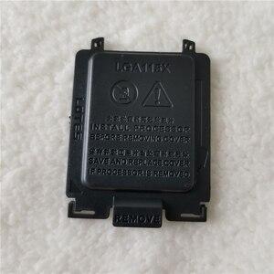 Image 1 - 100 יח\חבילה האם מעבד שקע הגנת מעטפת שחור כיסוי אוניברסלי עבור LGA1155/1156/1150/1151/I3/I5/I7