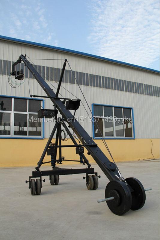 Pārdodam apraides kameras dv jimmy strēles celtni ar motorizētu - Kamera un fotoattēls