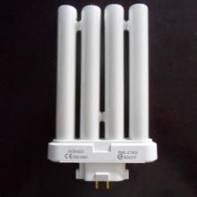 27W СИД настольная лампа дневного света U-shape форме, благодаря чему создается ощущение невесомости с 4-контактный Замена настольная лампа офис супер яркий светодиодный лампы мощностью 4 строки защита глаз