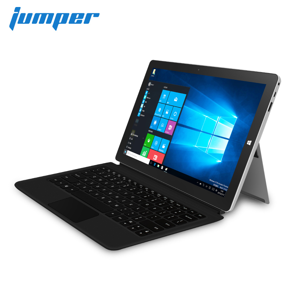 2 in 1 tablets laptop Windows 10 Jumper EZpad 6 Plus 11.6 inch FHD IPS Intel Apollo Lake N3450 6GB DDR3L 64GB eMMC tablet pc