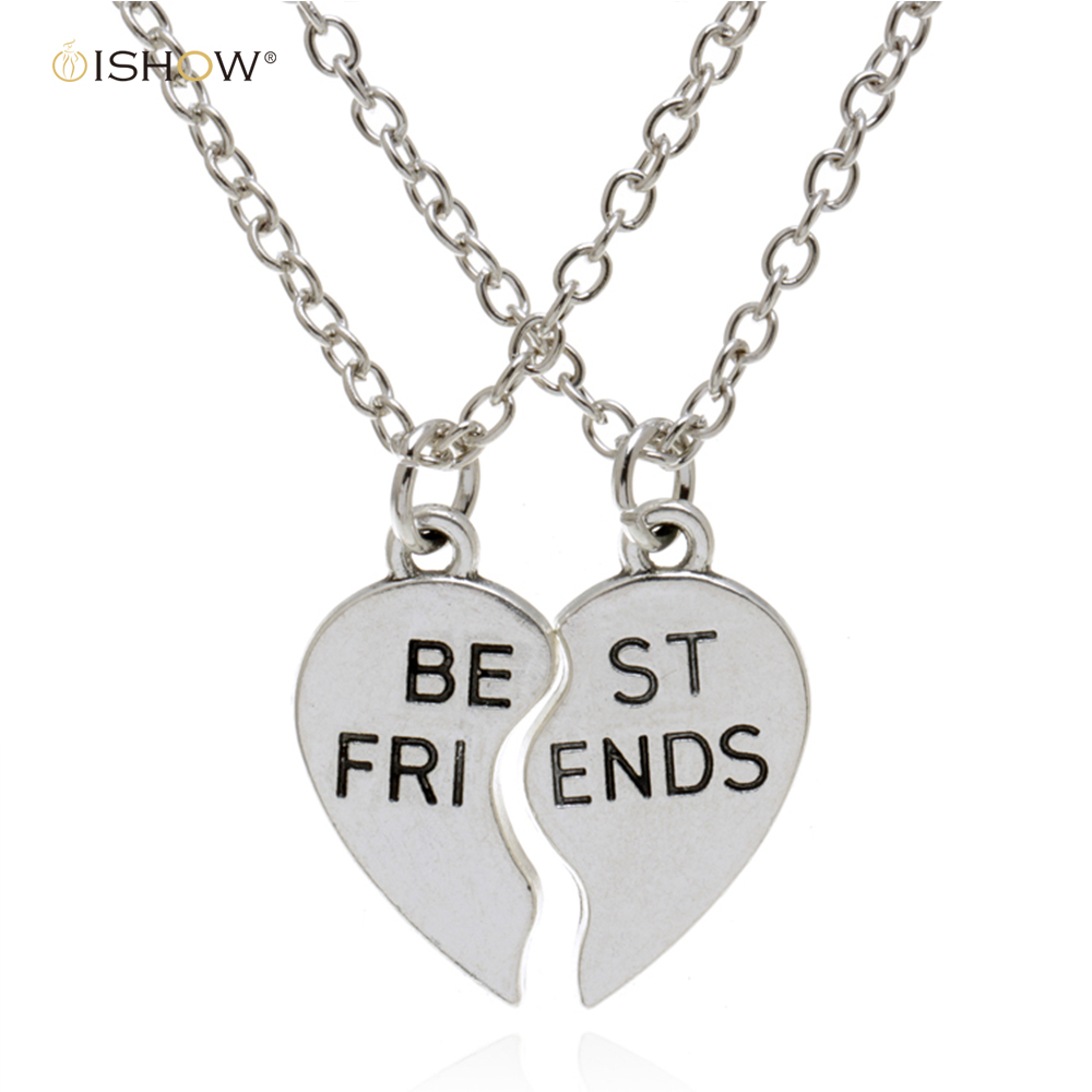 2019 year look- Friendship Heart necklace