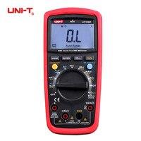 UNI-T UT139C UT139A True RMS Dijital Multimetre Oto Aralığı El Test AC DC 6000 Count Voltmetre Sıcaklık Transistör