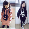 hoodie kids sweatshirt winter top long sleeve 2016