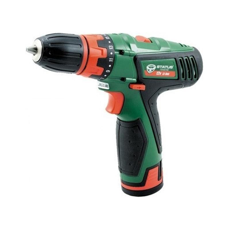 Cordless drill screwdriver STATUS CSL12Li