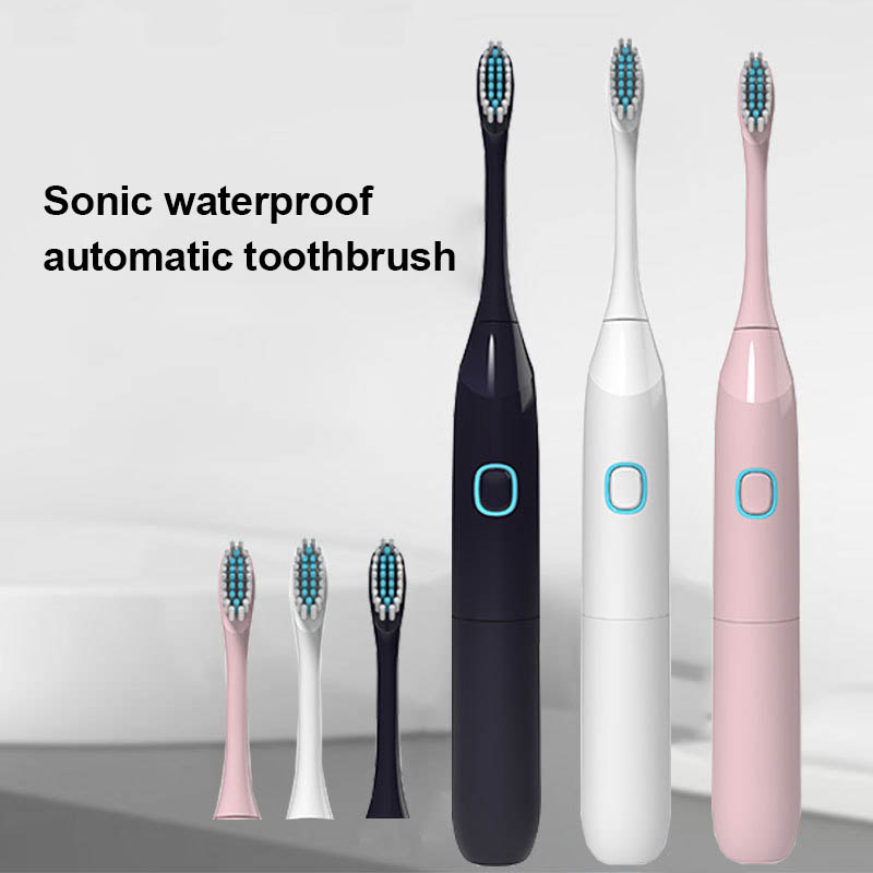 Electric Toothbrush Adult Battery Power Tooth Brushes Oral Teeth Health Care HY99 FE28 image