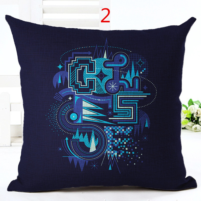 MYJ 2016 High Quality Fashion <font><b>Bohemian</b></font> Style <font><b>Home</b></font> <font><b>Decor</b></font> Linen Cushion Custom Pillow Chair <font><b>Decor</b></font> Couch Pillow print your name