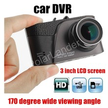Big discount Car DVR Camera Night Vision Camcorder digital Video Recorder auto camcorder vehicle HD 170 degree wide viewing angle