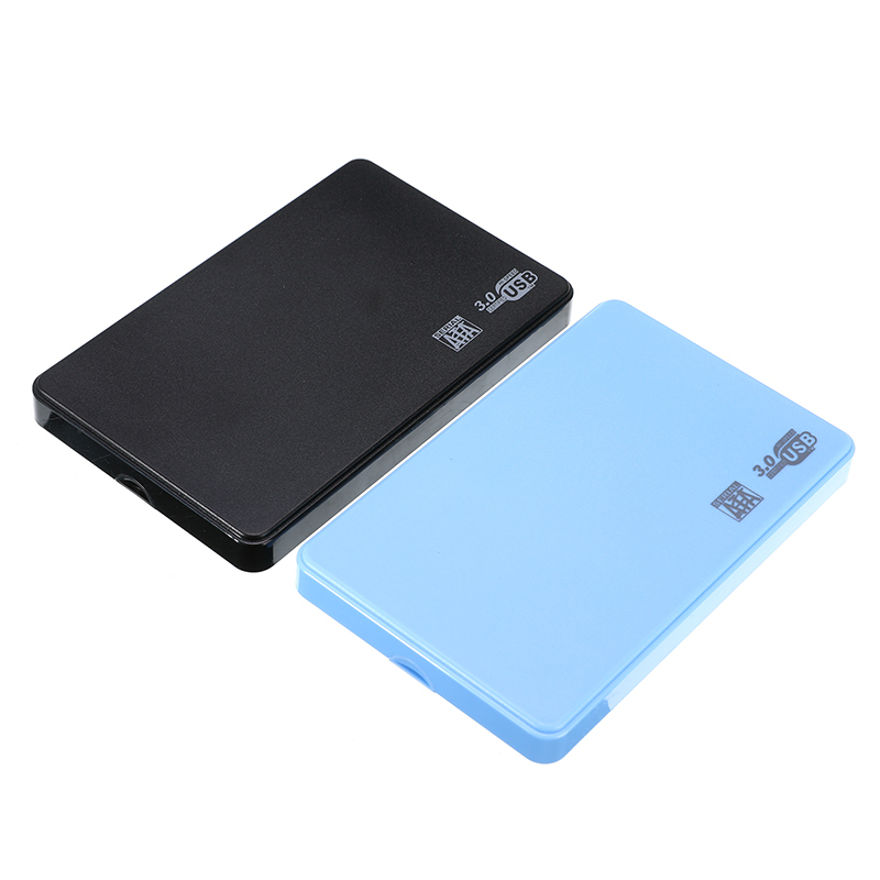 "2.5"" USB 3.0 SATA HD Box HDD Hard Disk Drive External HDD Enclosure Mobile HDD Case Support 2TB HDD Disc"